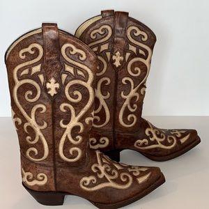 New!! Tony Lama | Vaquero Cowboy Boot
